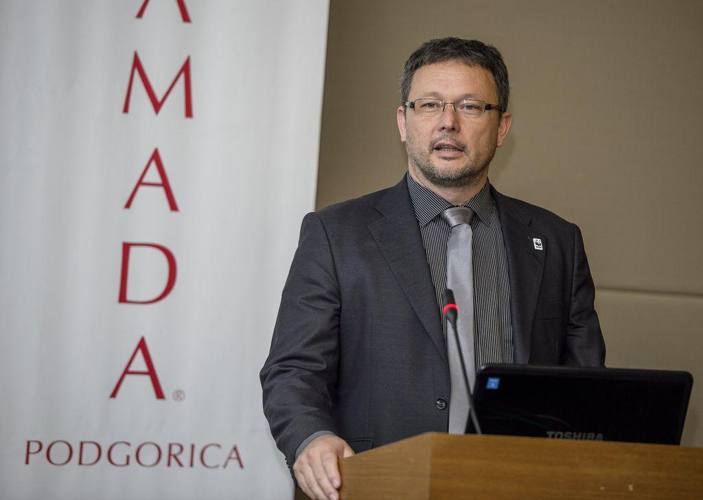 Leon Kebe: Asociacija na Balkan naj bo narava