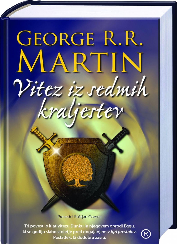 Knjiga tedna: Vitez iz sedmih kraljestev