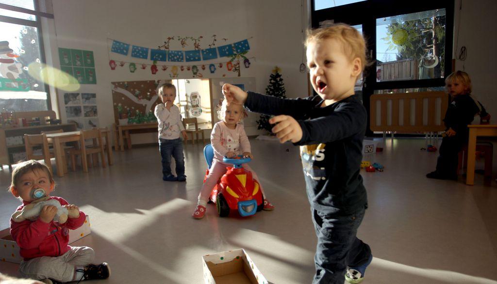 Otrok gre v vrtec: pričakujtejok, zamero, a tudi pomiritev