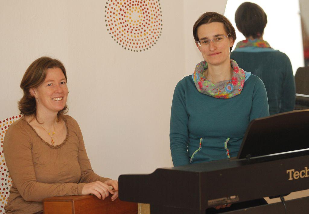 Glasbena terapija:Z glasbo odpirajo vrata v podzavest