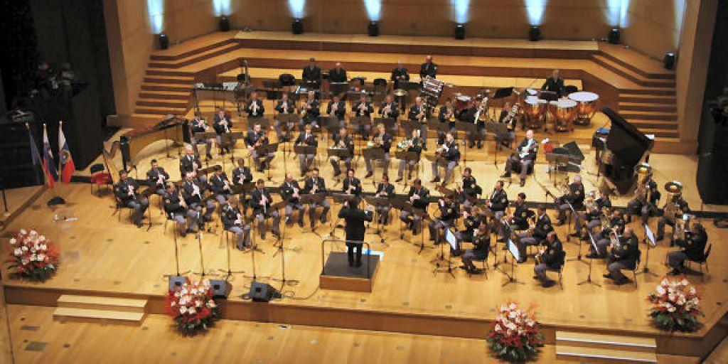 Ocenjujemo: Policijski orkester