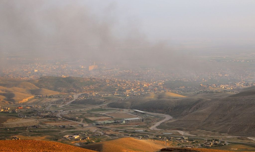 Utrjevanje kalifata in širitev bojnega polja