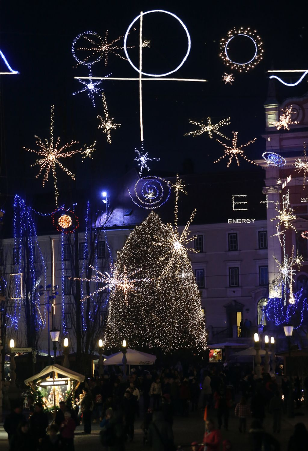 V Ljubljani decembra dober obisk