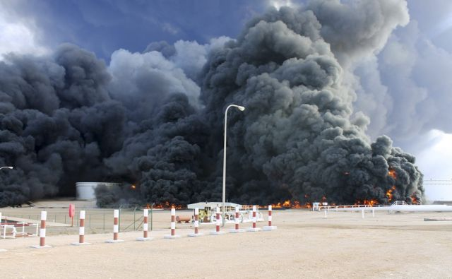 LIBYA-SECURITY/OIL