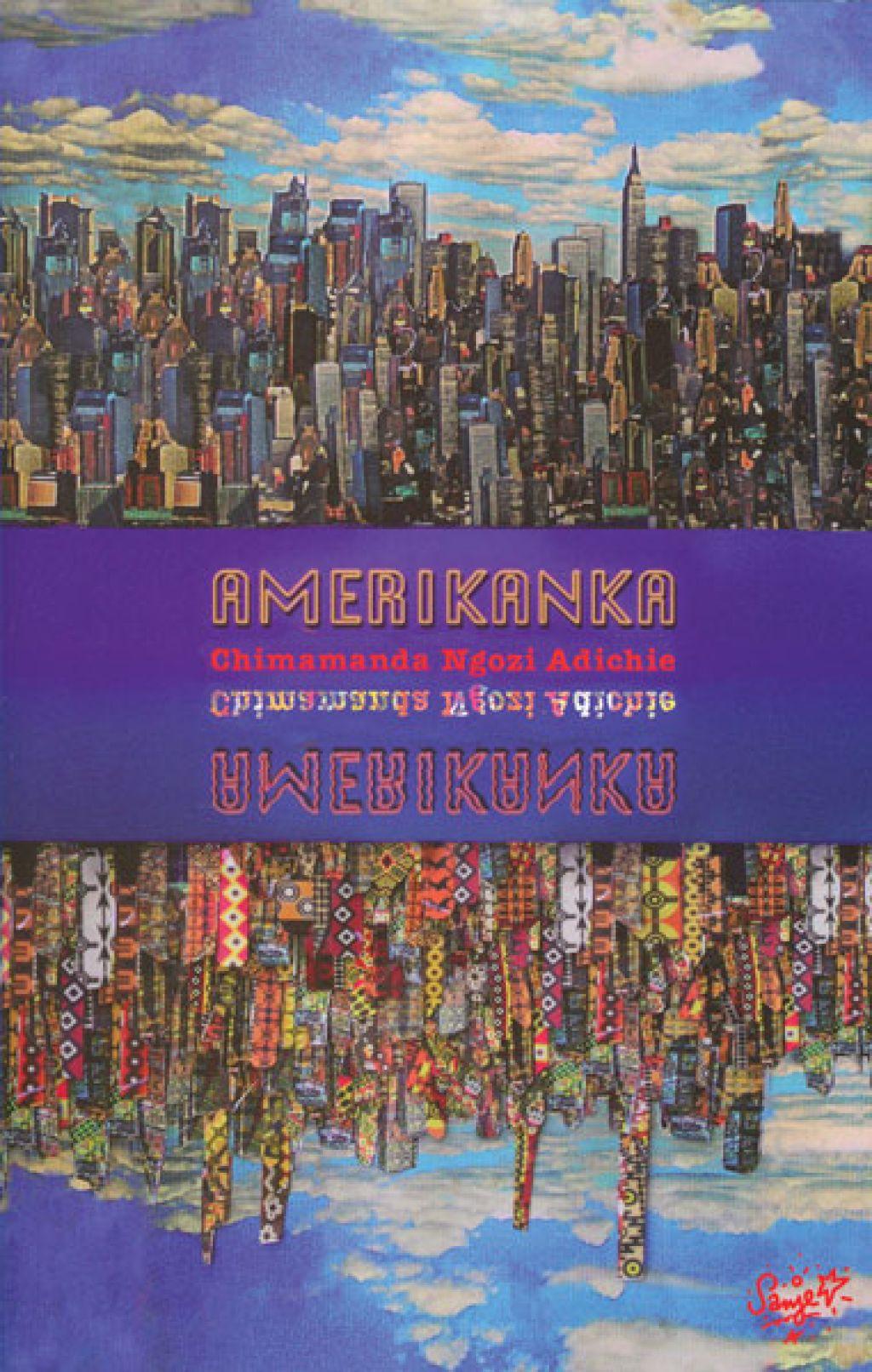 Knjiga tedna: Amerikanka
