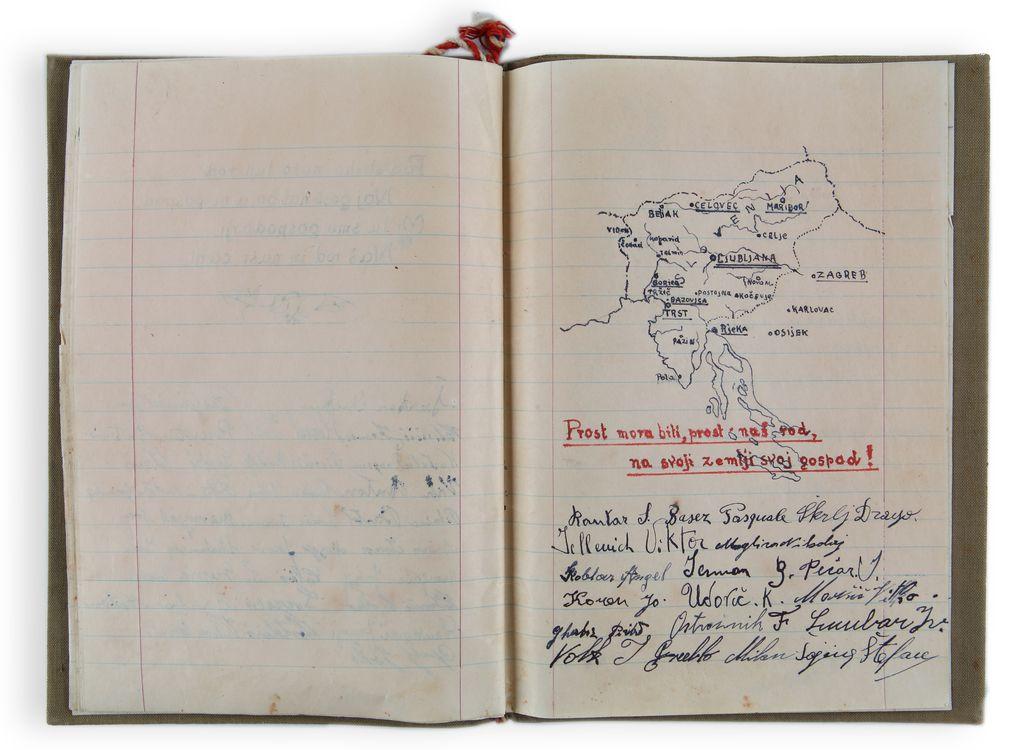 Kabinet čudes: Spominska knjiga iz Afrike