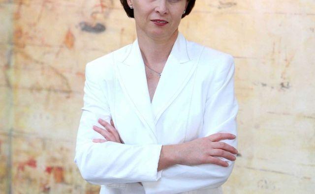 Lorela Dobrinja, predsednica uprave Istrabenz Turizma Portorož
