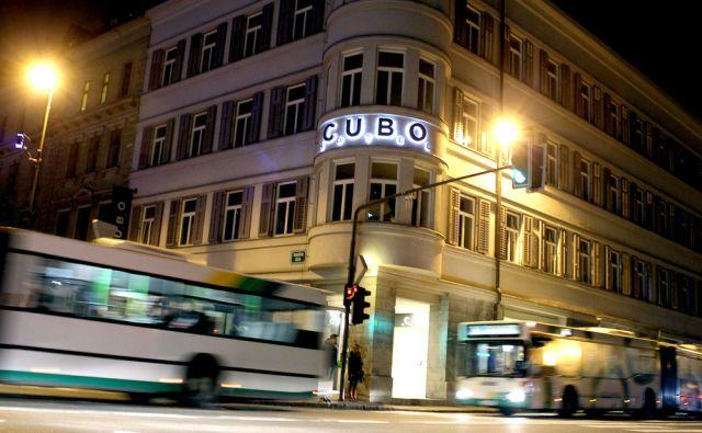 Cubo hotel,Ljubljana Slovenija 23.12.2014
