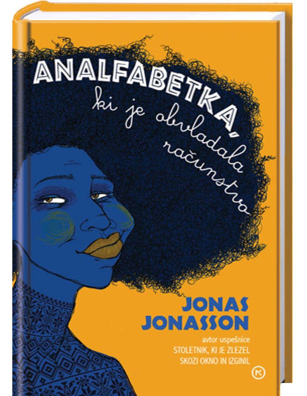 Knjiga tedna: Analfabetka, ki je obvladala računstvo