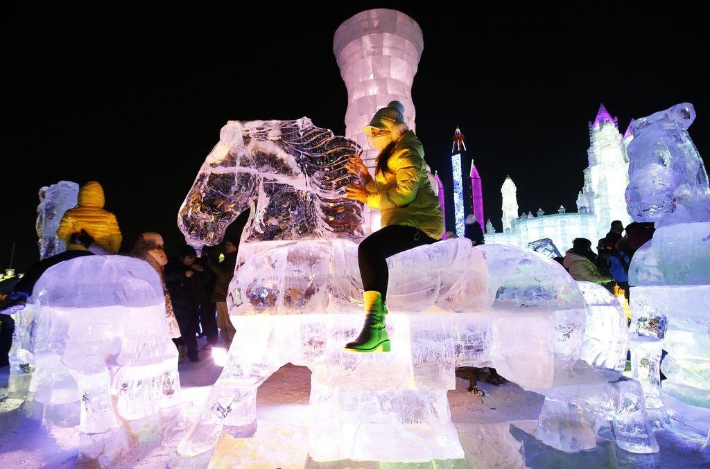 Ledena umetnost
