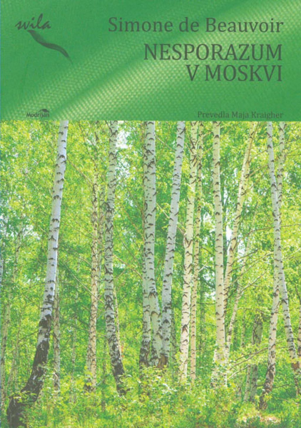 Knjiga tedna: Nesporazum v Moskvi