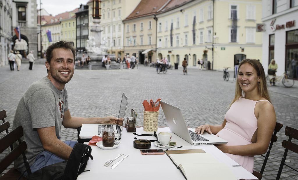 Kljub rekordu turistov v Ljubljani zasedena manj kot polovica postelj