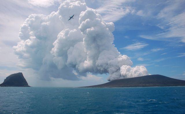 TONGA-VOLCANO-ISLAND