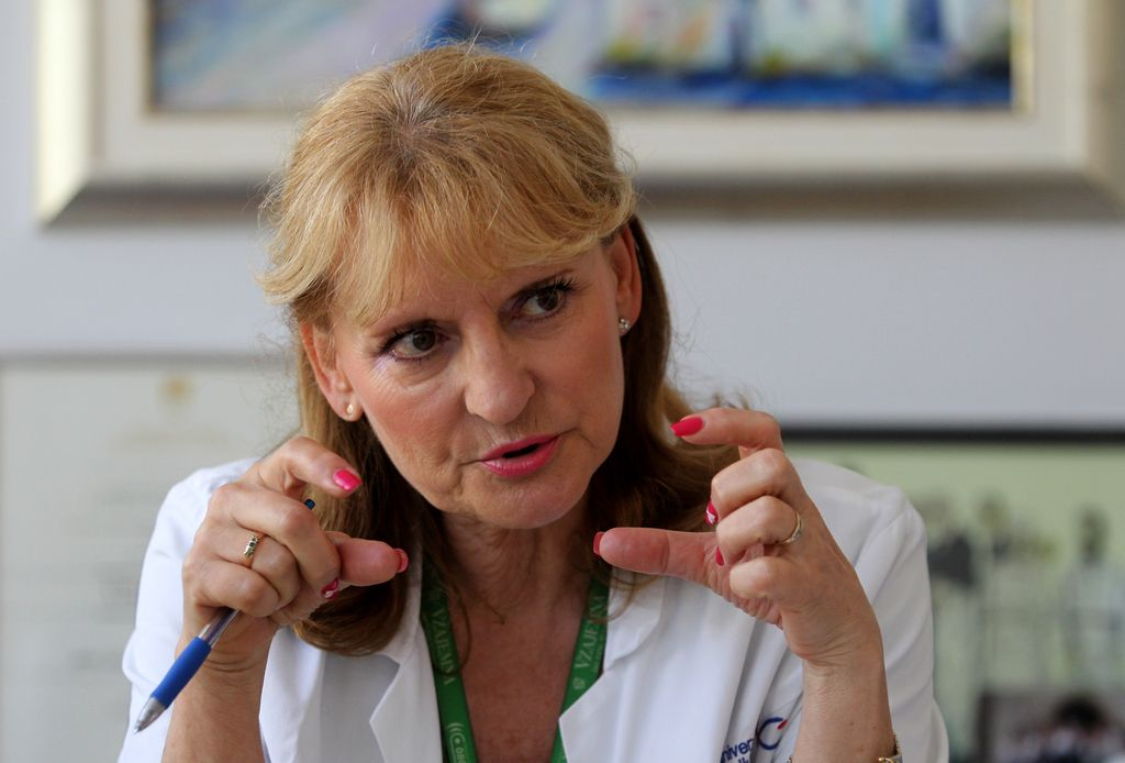 Bojana Žvan: Ekscesov na nevrološki kliniki ni bilo mogoče predvideti