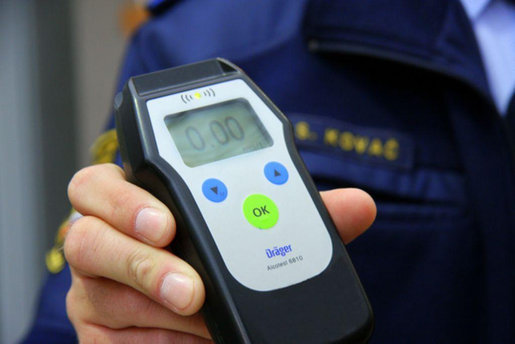 Test sline pokaže, ali vozite pod vplivom mamil