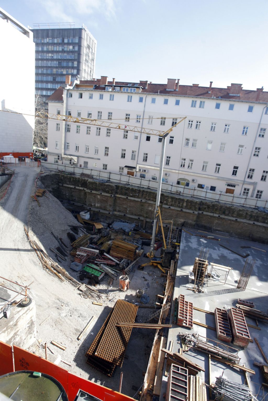 Občina bo samostojno nadaljevala gradnjo parkirne hiše Kozolec II