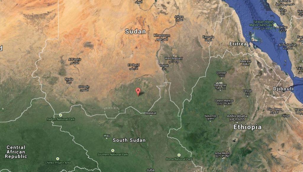Pričanje iz Sudana:  Bombni vsakdan vaščanov Kaude v Nubskih gorah