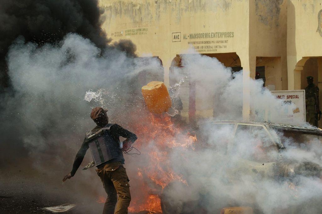 ICC: Nigerijski voditelji naj ne podžigajo volilnega nasilja