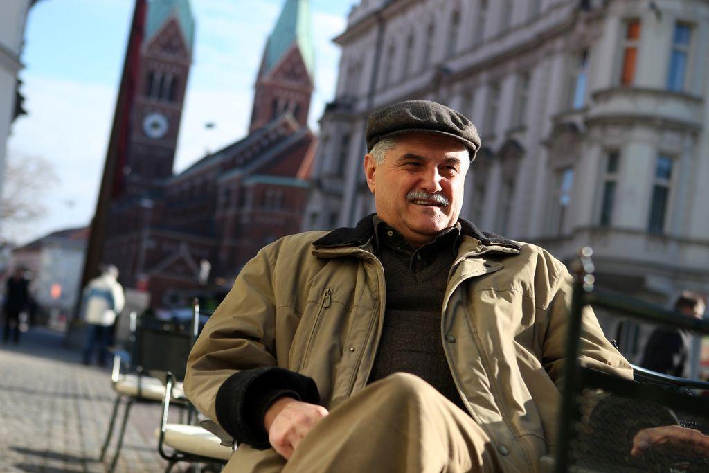 Velika Prešernova nagrada: Andrej Brvar