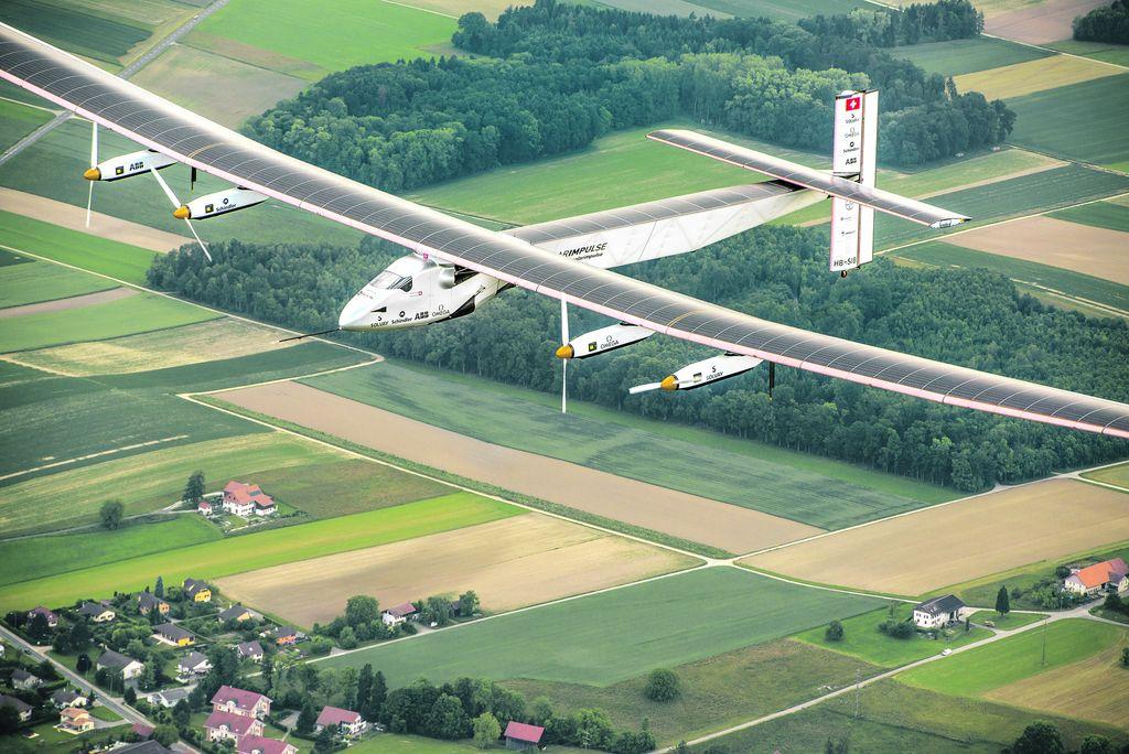 Solar Impulse 2 uspešno preletel Atlantik