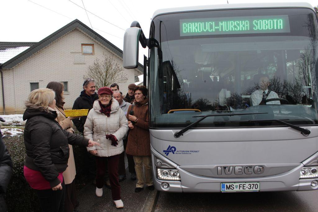 Na soboških mestnih avtobusih vse več potnikov