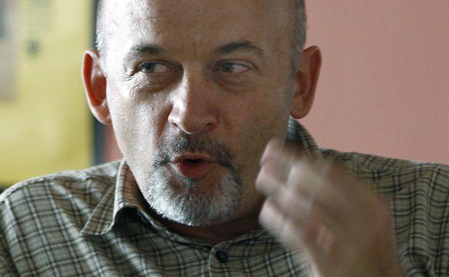 LJUBLJANA 11.06. 2012 dr. Borut Smrekar. Foto: ALESS CCERNIVEC/Delo