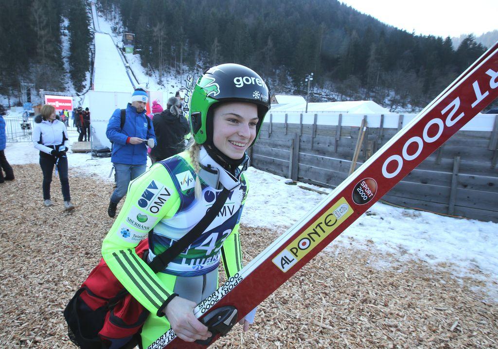 Prenova skakalnice v Ljubnem po načrtih