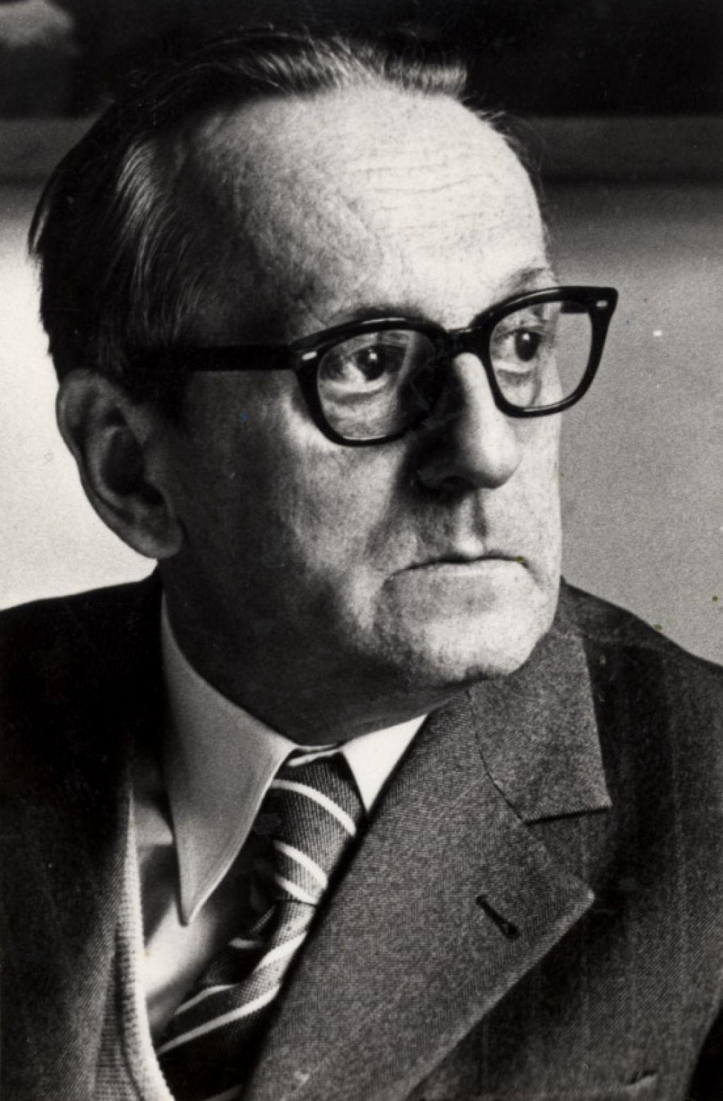 Dušan Moravec, 1920–2015