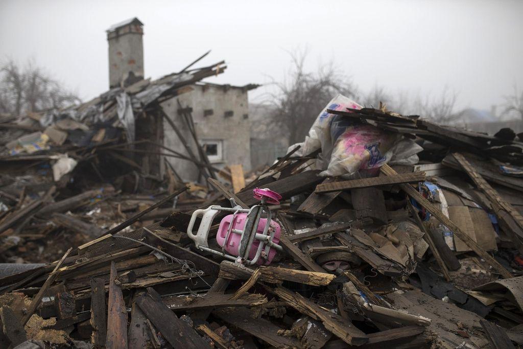 Žrtev konflikta v Ukrajini že več kot 6000