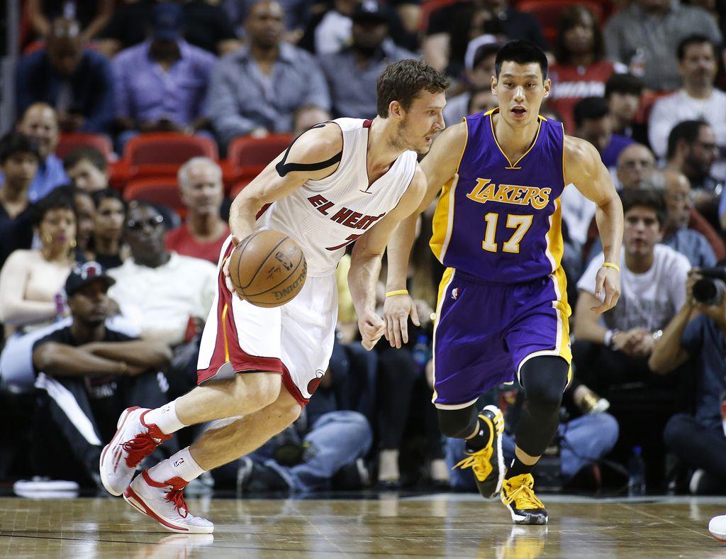 NBA: Dragiću tudi peti dvoboj z Jezerniki