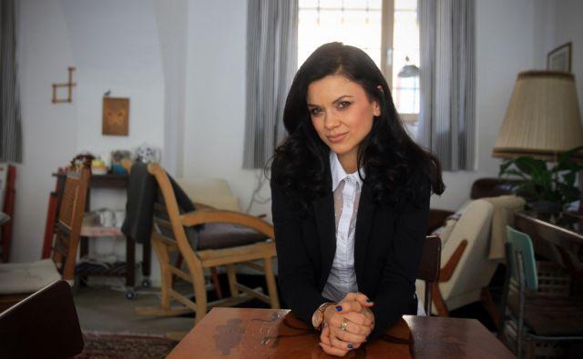 Nina Osenar 04.marca 2015