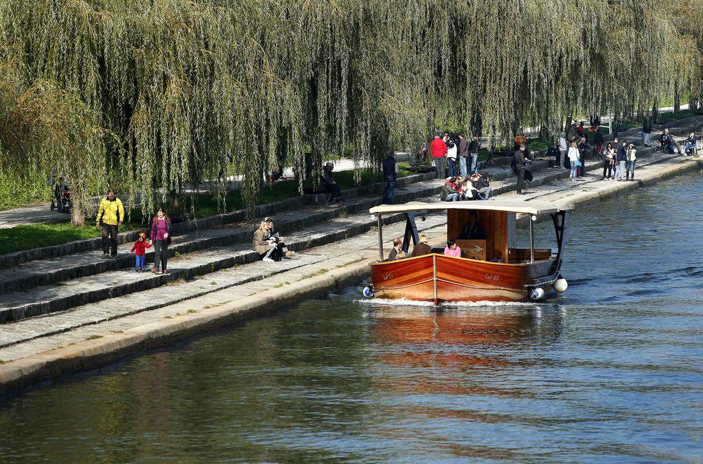 O plovnosti in energiji Ljubljanice že deveta študija