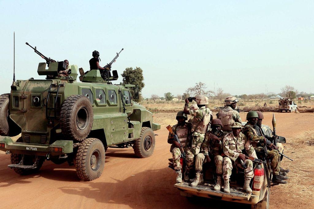 Nad Boko Haram so krenile sosednje države