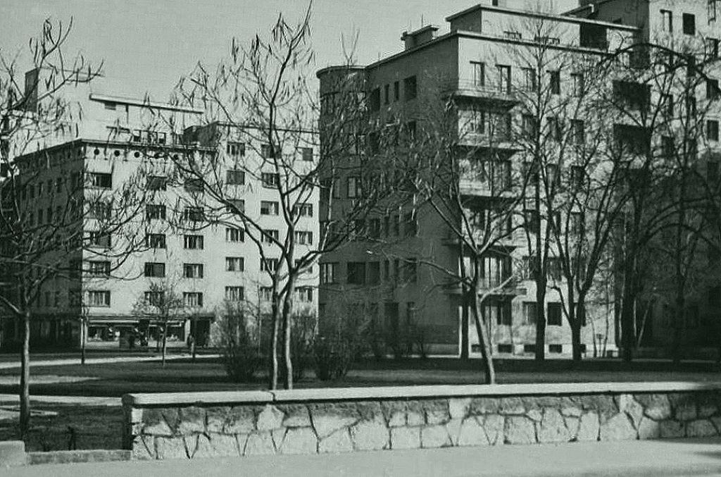Nekoč v Ljubljani: Dukičevi bloki