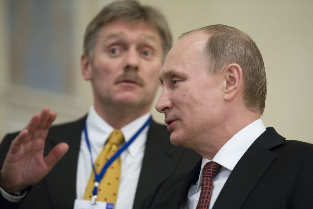 Kam je izginil Vladimir Putin?