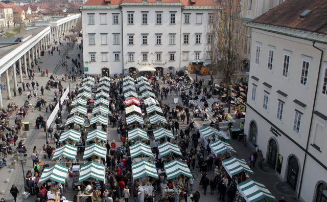 Odprta kuhna Pogačarjev trg. Ljubljana,20,03,2015