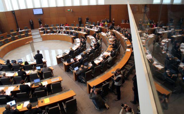 Izredna seja Državnega zbora - 15.oktobra 2014