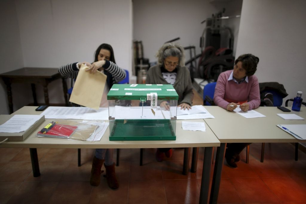 Regionalne volitve kot uvod v super volilno leto za Španijo