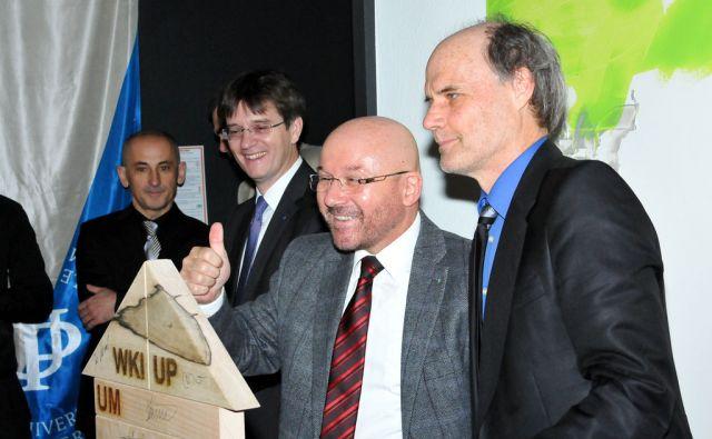 Podpis konzorcijske pogodbe o inovacijah za les