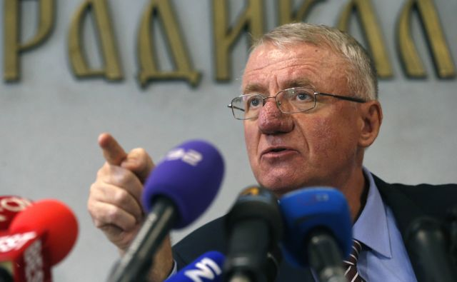 Serbia War Crimes Seselj