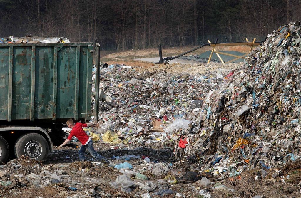 Po končni tabeli Eurostata Slovenija prva v recikliranju