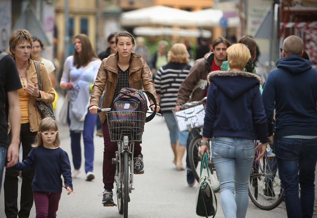 Pol ure hoje ali kolesarjenja na dan za zdravje