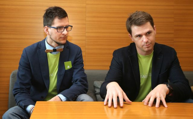Boštjan Pišler in Nicholas Bartlett, Ljubljana, 01.April2015