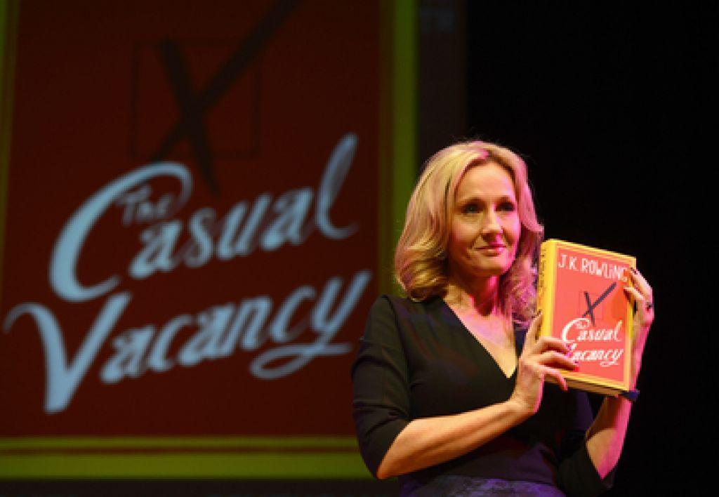Kako uspeti v življenju po J. K. Rowling?