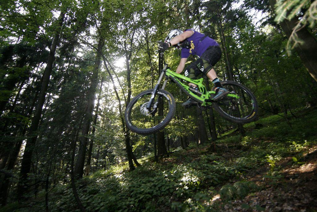Pohorski Bike park − na pragu sezone usoda kolesarjev negotova