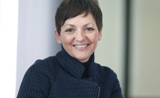 Profesorica na področju mednarodnega poslovanja. Ljubljana 30. marec 2015.