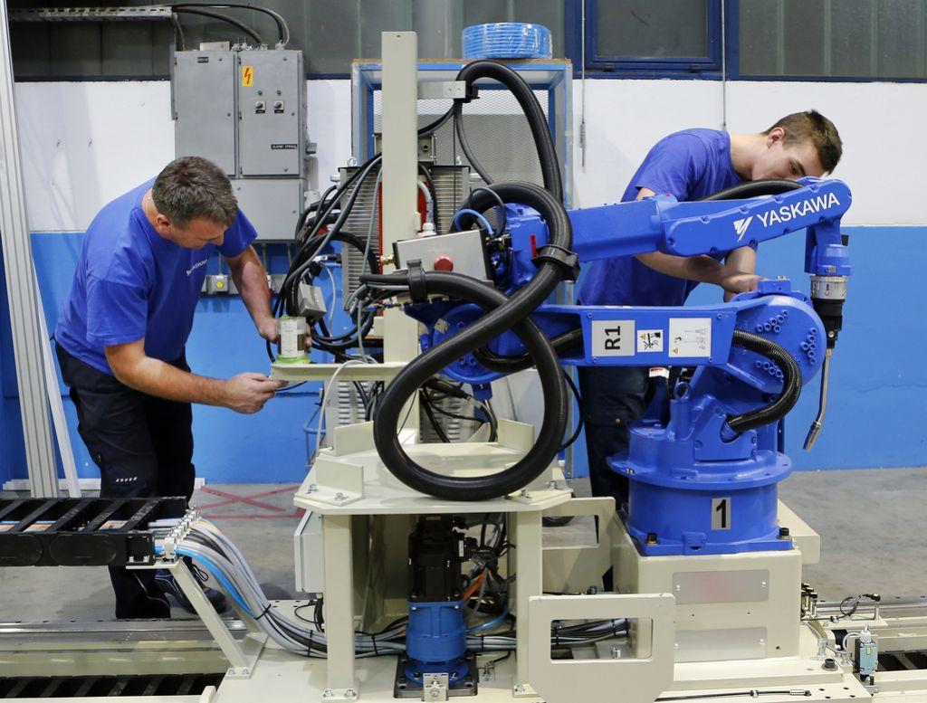 Yaskawa bo v Sloveniji postavila tovarno robotov