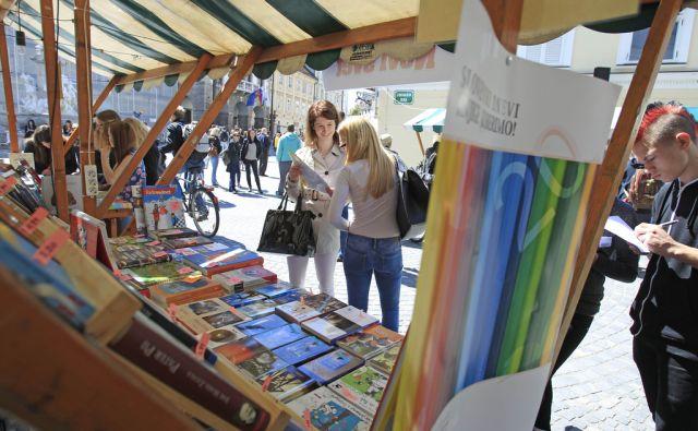 Dnevi knjige v Ljubljani, 20. aprila 2015
