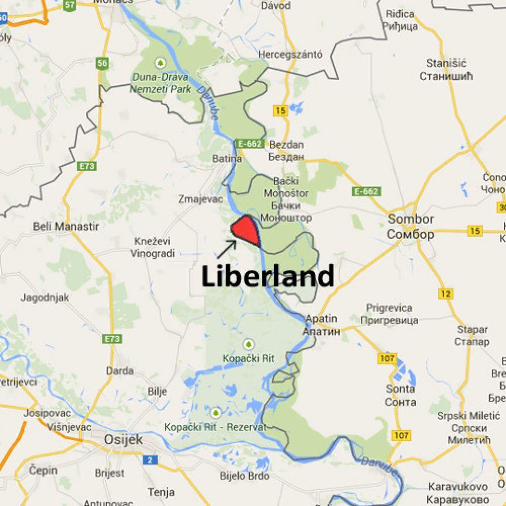 Dobrodošli v džungli: Liberland