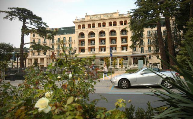 Hotel Palace Kempinski Portorož 10.oktobra 2014.